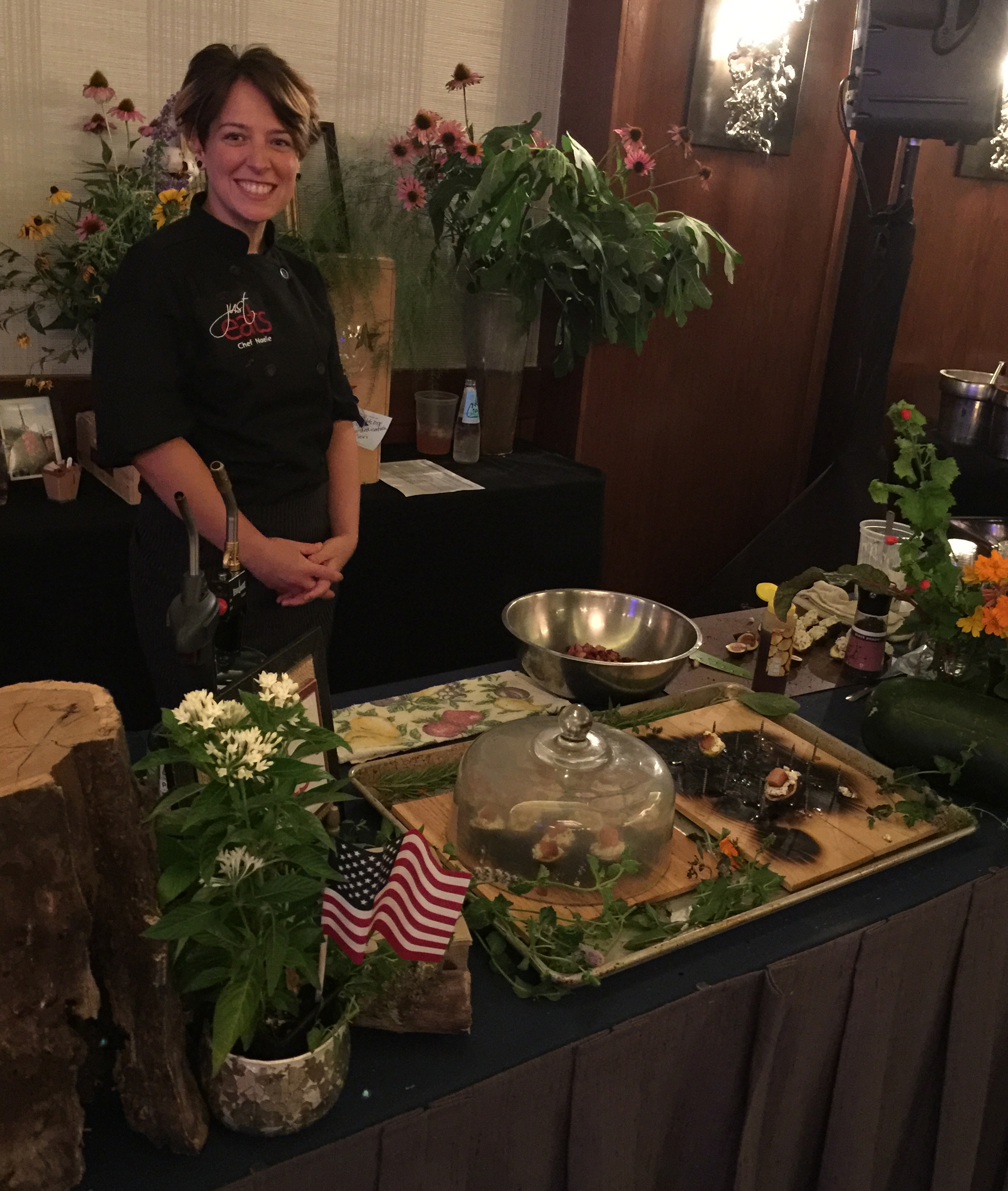 Chef Noelle, Charity Event