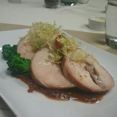 Chicken Roulade 2